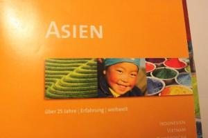 Asien entdecken