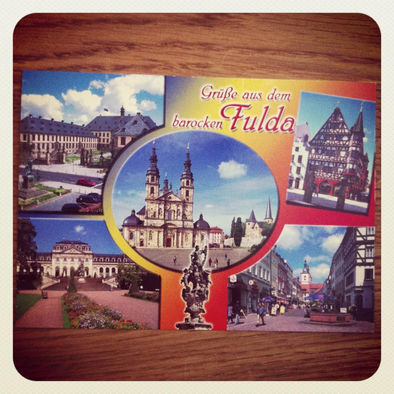 Fulda/Hessen/Deutschland