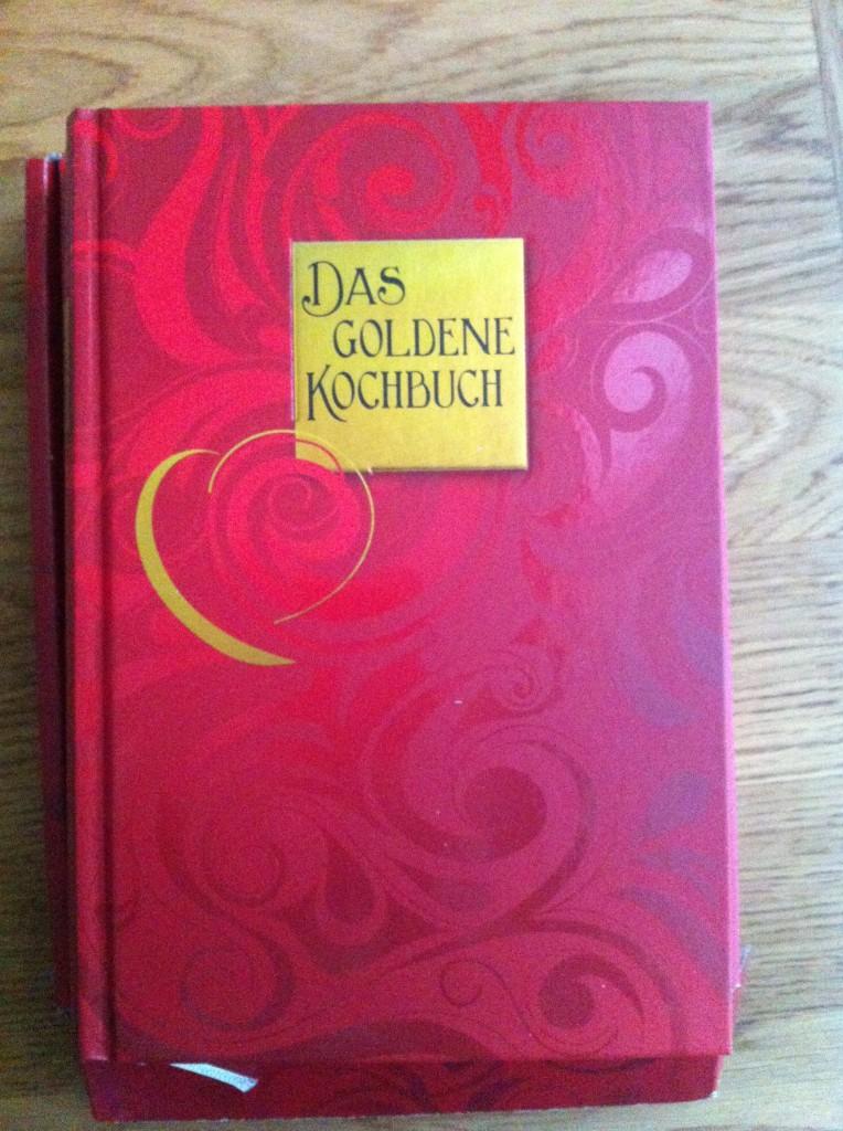Das goldene Kochbuch der Stadt Neuburg an der Donau